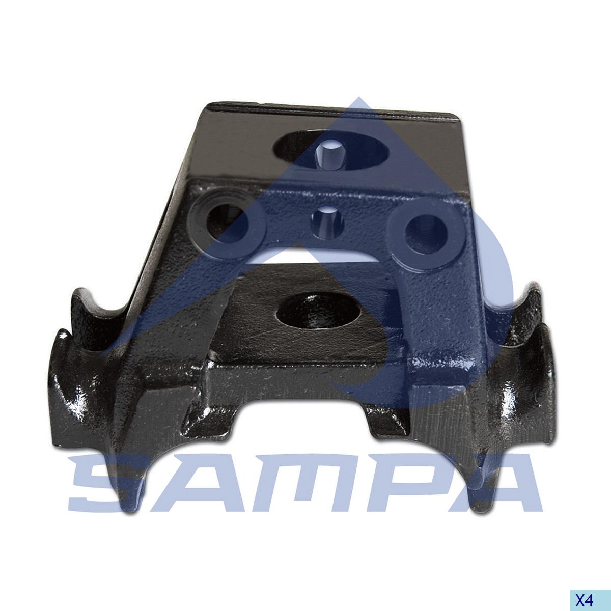 Bracket, Spring, Daf, Suspension