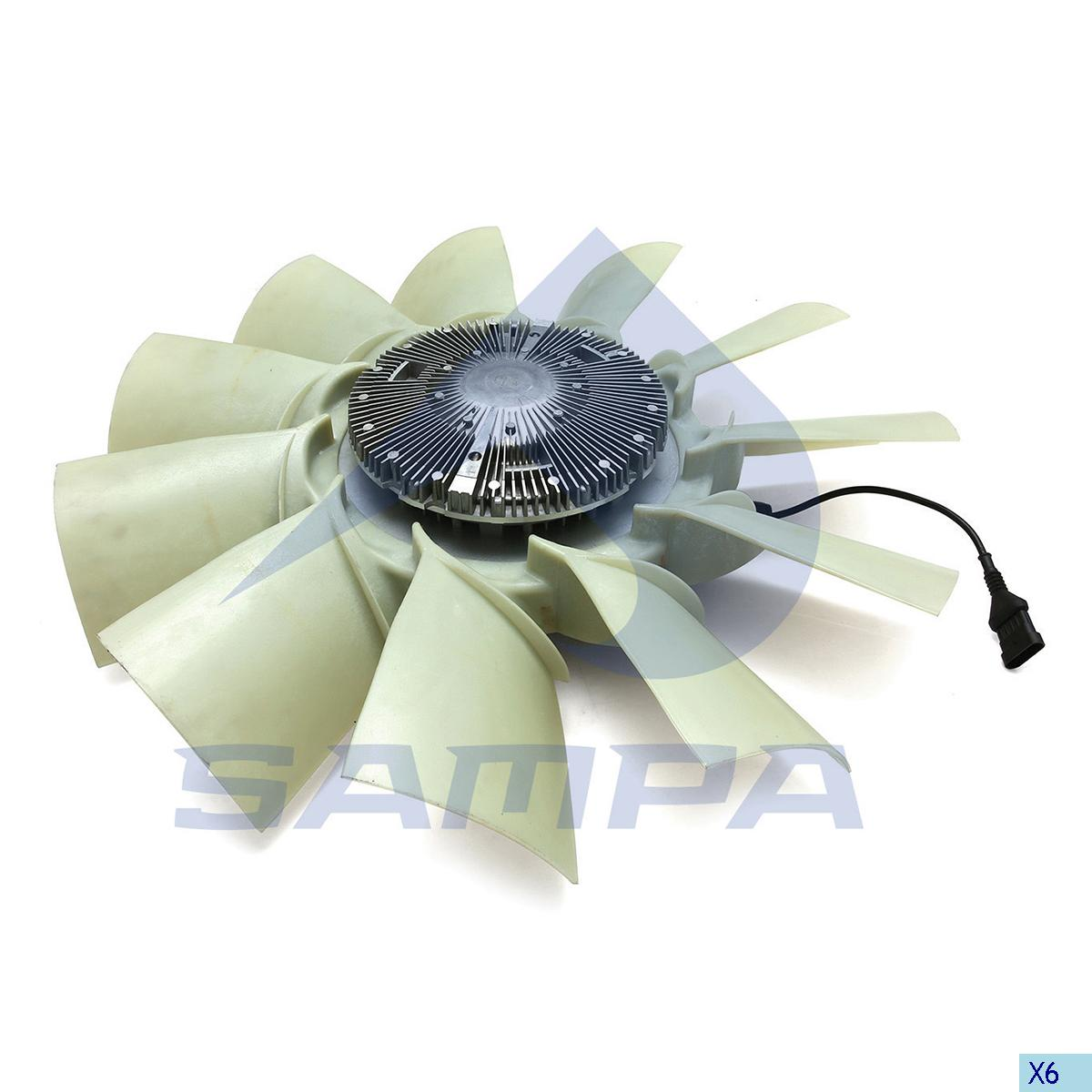 Visco Drive, Fan, Daf, Engine