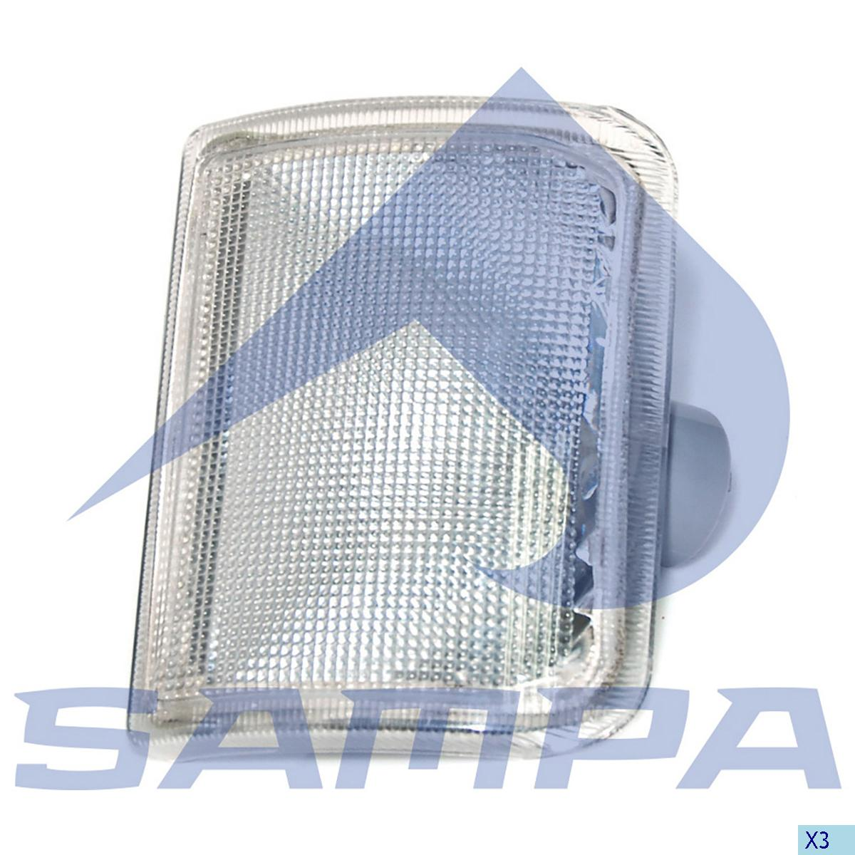 Signal Lamp, Daf, Electric System