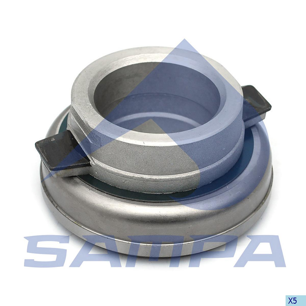 Clutch Release Bearing, Daf, Clutch