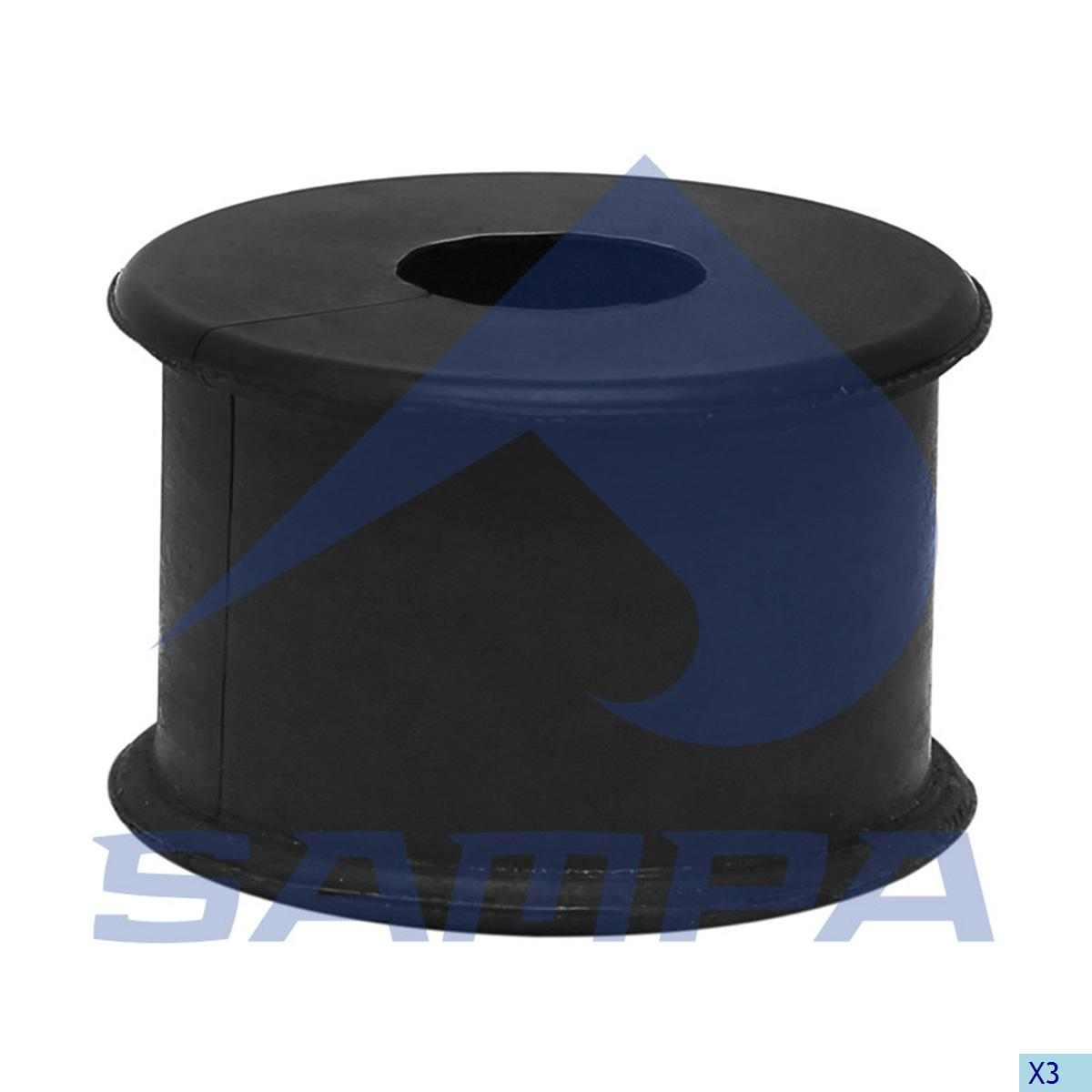 Bearing, Stabilizer Bar, Iveco, Suspension