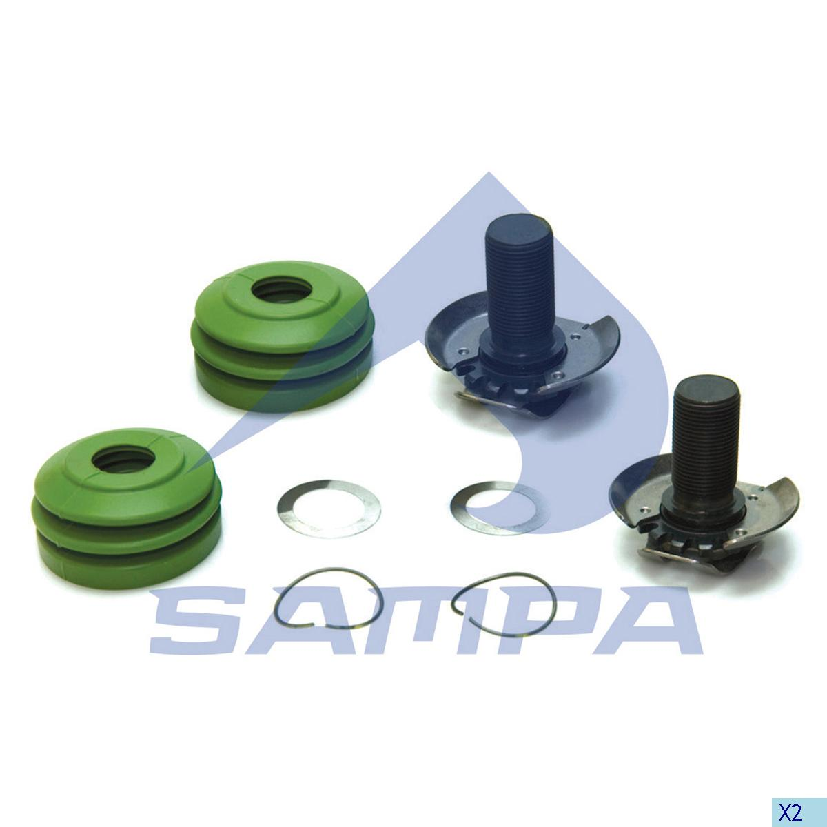 Repair Kit, Brake Adjuster, Daf, Brake