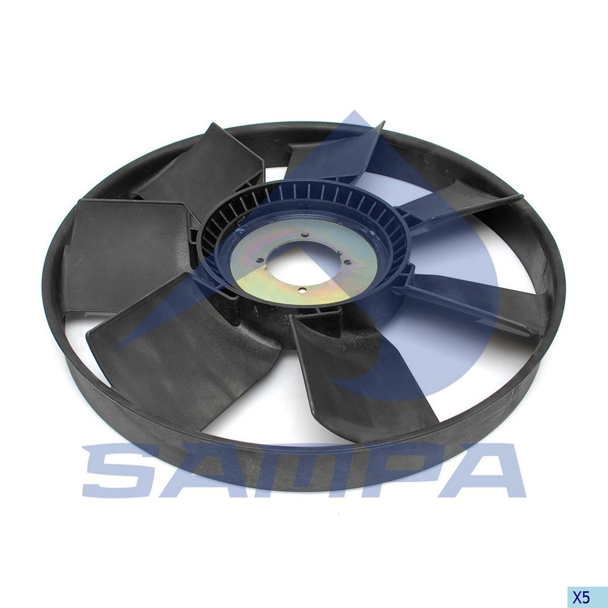 Blade, Fan, Iveco, Engine