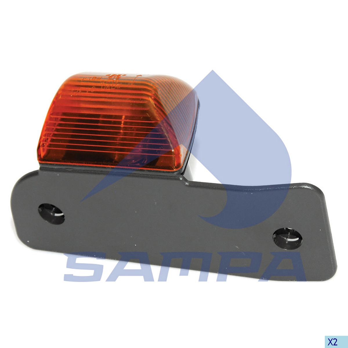 Signal Lamp, Iveco, Electric System