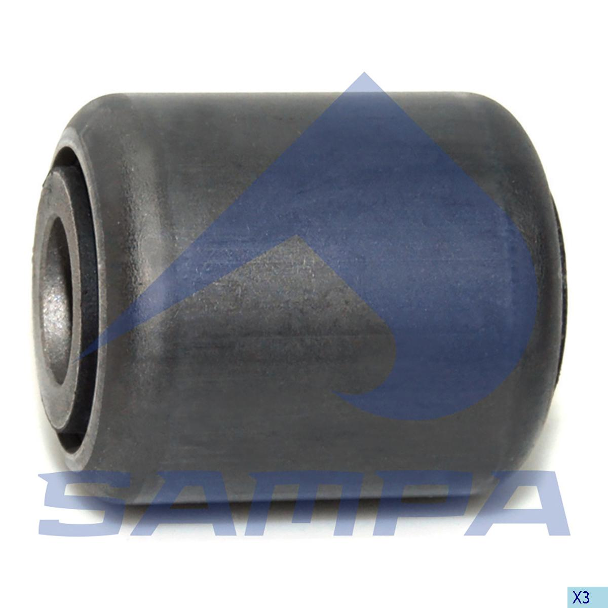 Rubber Bushing, Spring, Bergische Achsen, Suspension