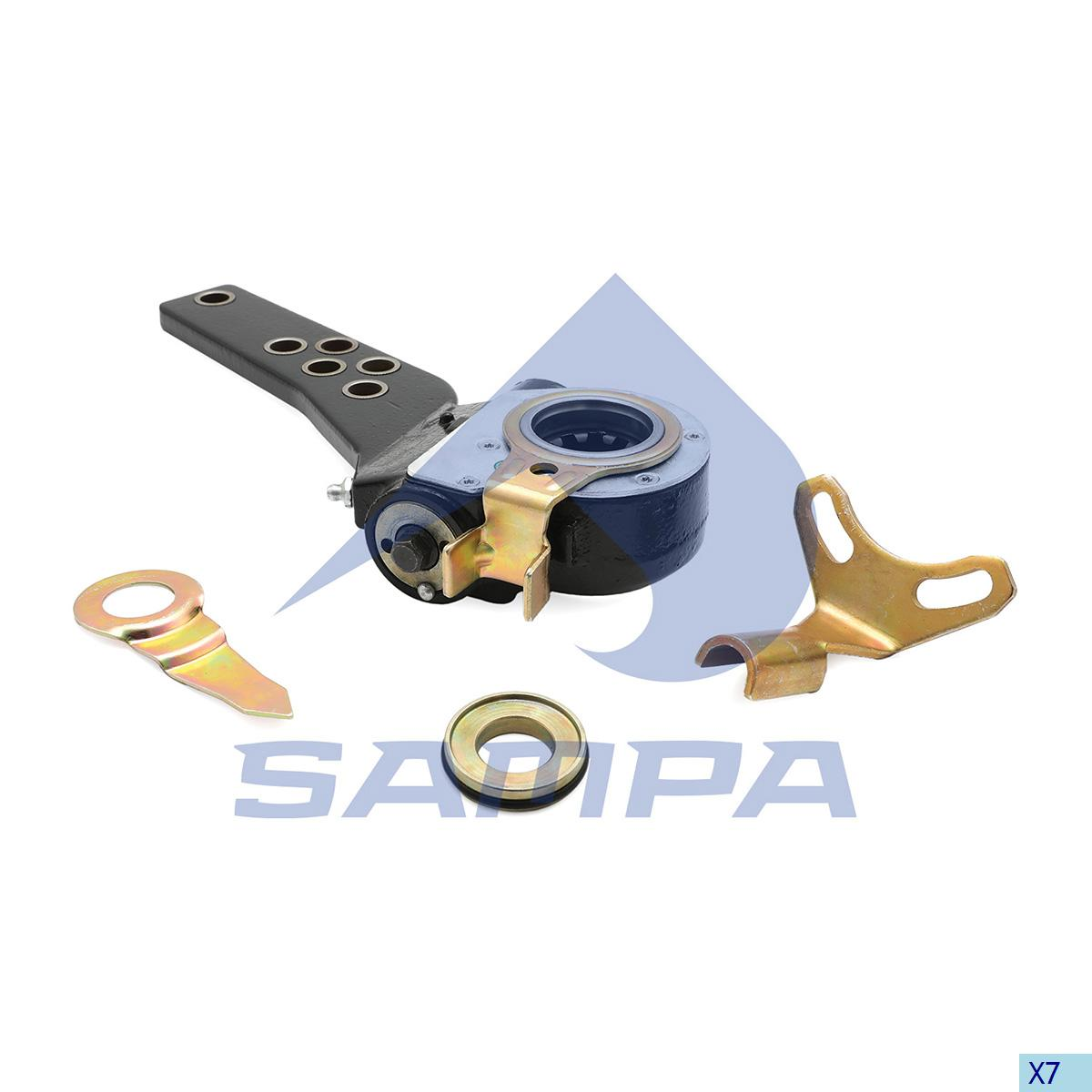 Brake Slack Adjuster, Bergische Achsen, Brake