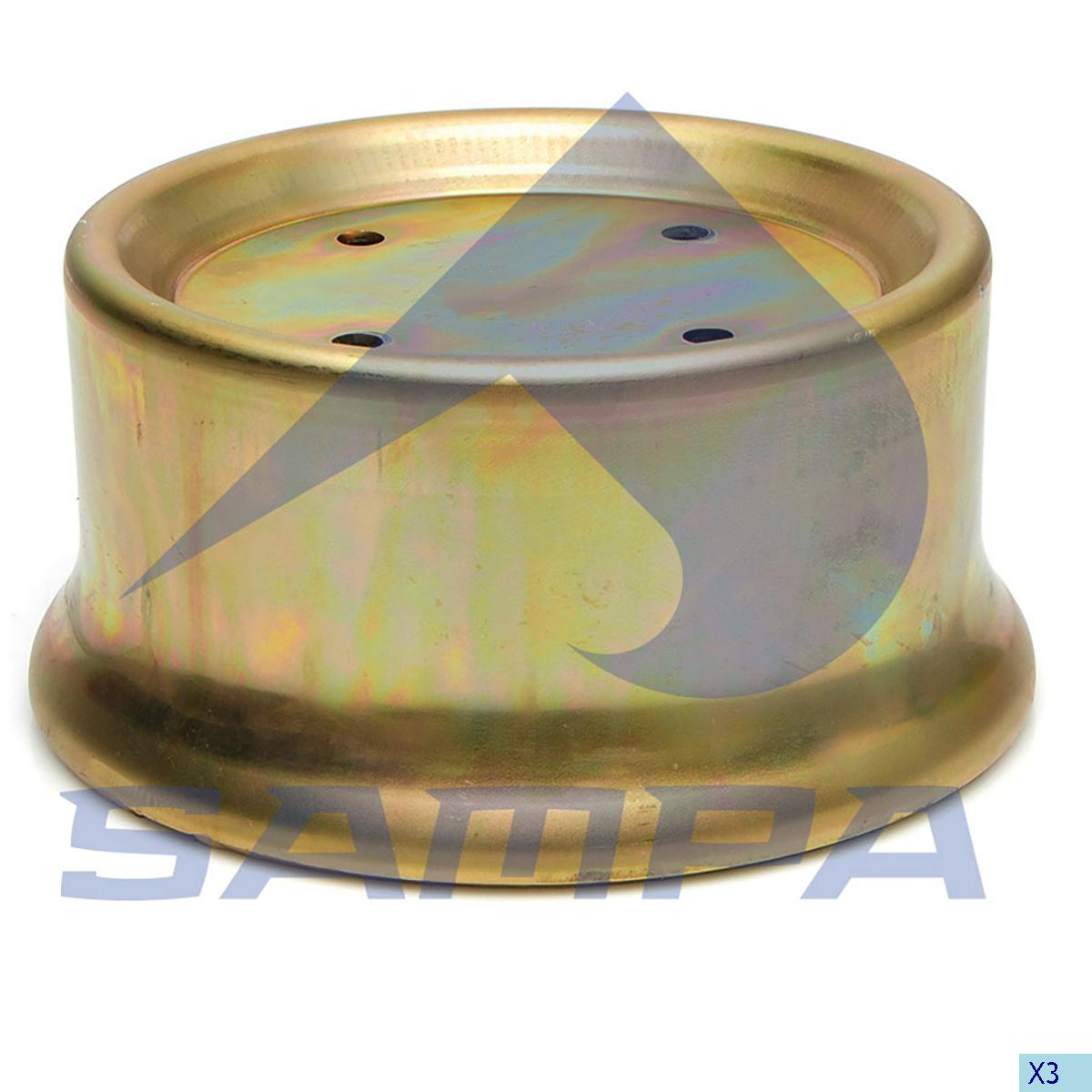 Piston, Air Spring, Ror-Meritor, Suspension