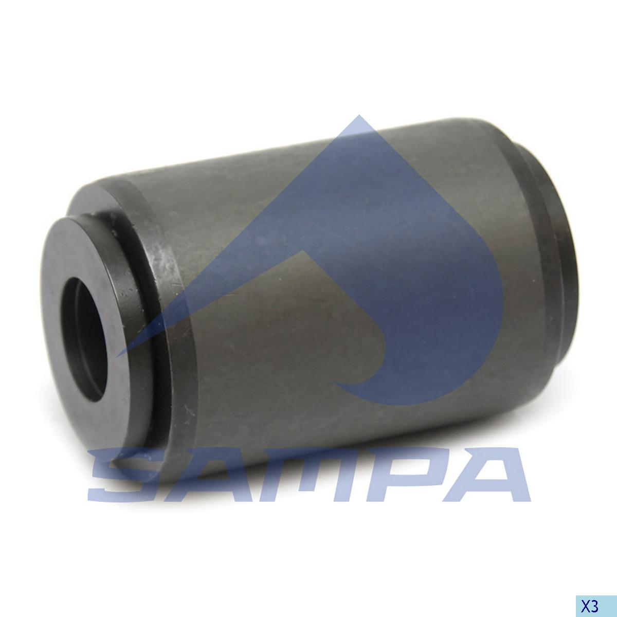 Bushing, Spring, R.V.I., Suspension