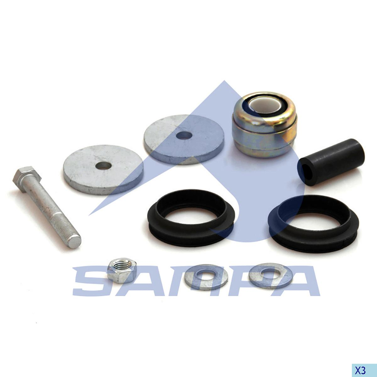 Repair Kit, Cab, R.V.I., Cab