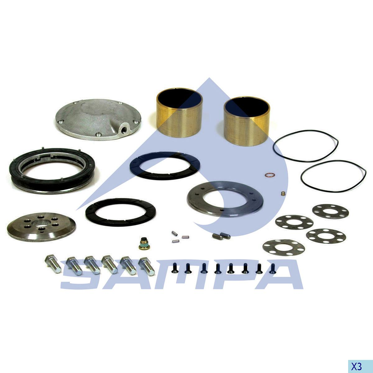 Repair Kit, Bogie Suspension, R.V.I., Suspension