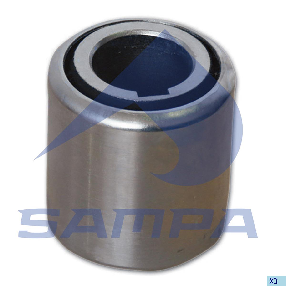 Rubber Bushing, Stabilizer Bar, Neoplan, Suspension