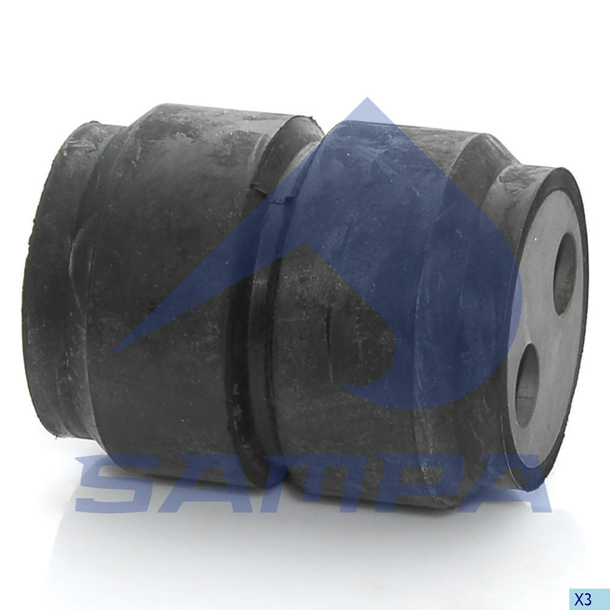 Rubber Bushing, Spring, Trailor, Suspension