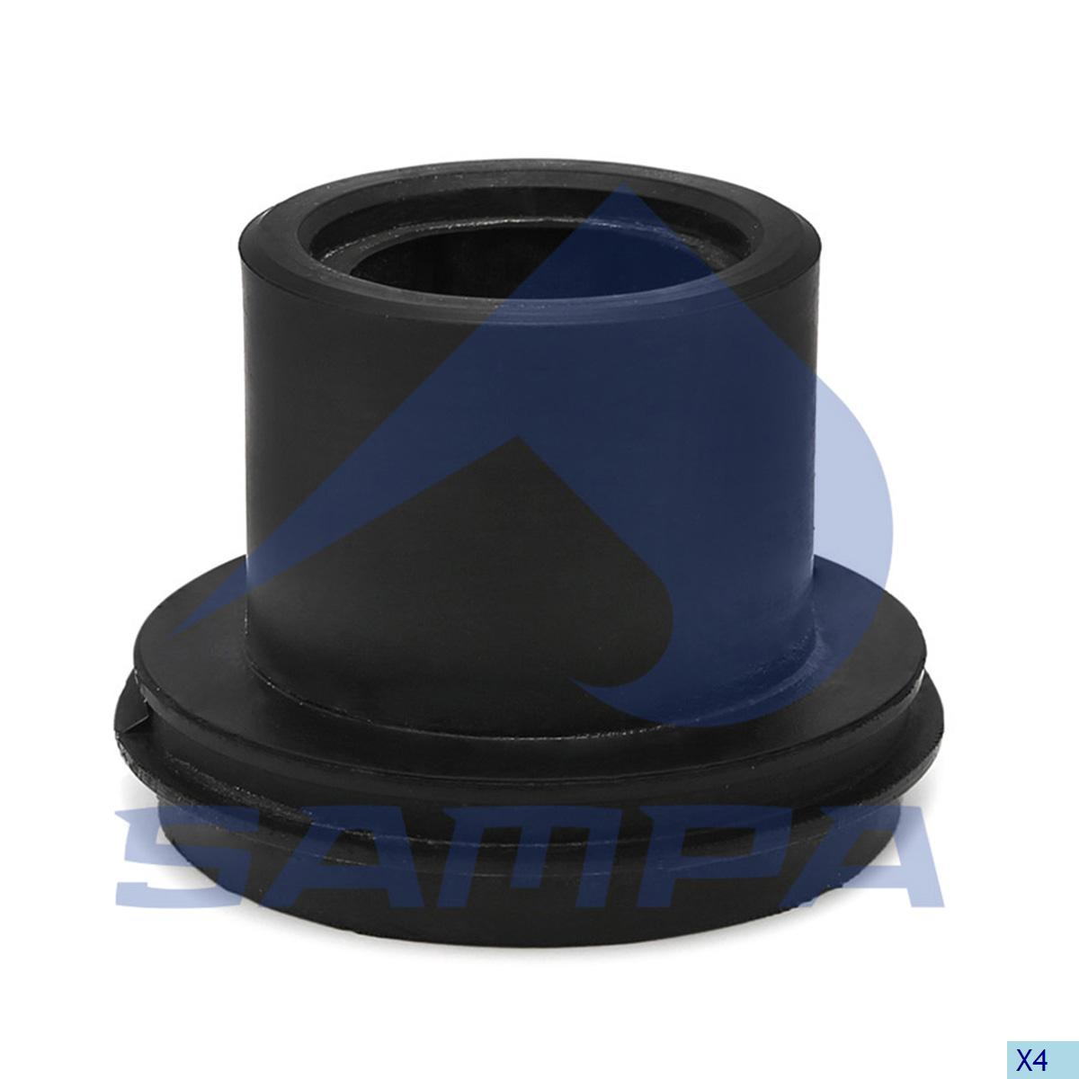 Rubber Bushing, Stabilizer Bar, Setra, Suspension
