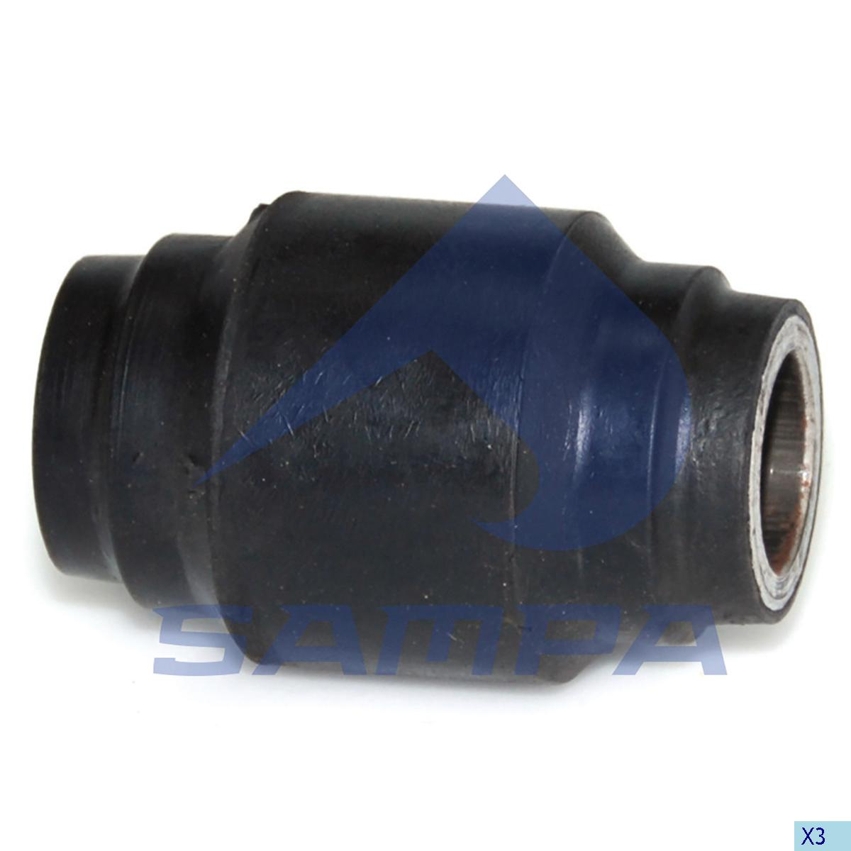 Rubber Bushing, Spring, Binkley, Suspension