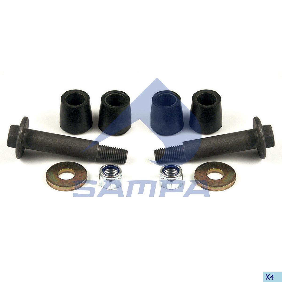Repair Kit, Spring, Ror-Meritor, Suspension