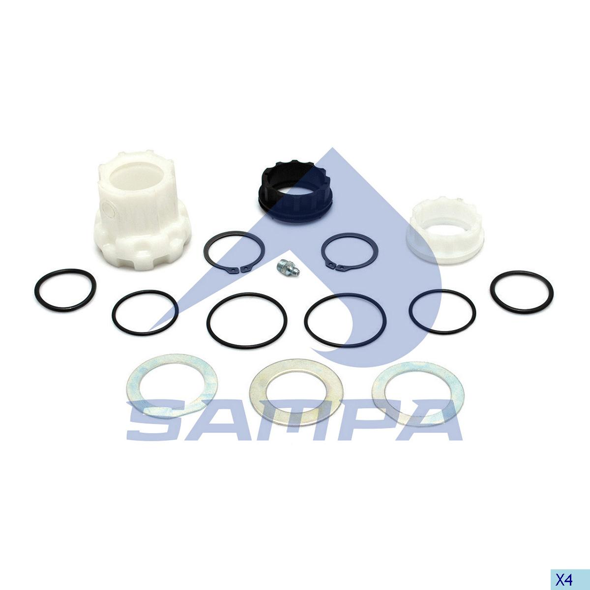 Repair Kit, Brake Cam Shaft, Fruehauf, Brake