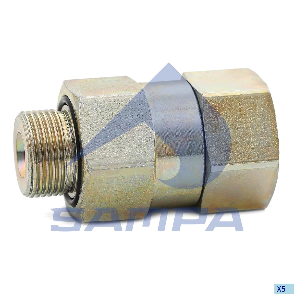 Check Valve, Volvo, Compressed Air System
