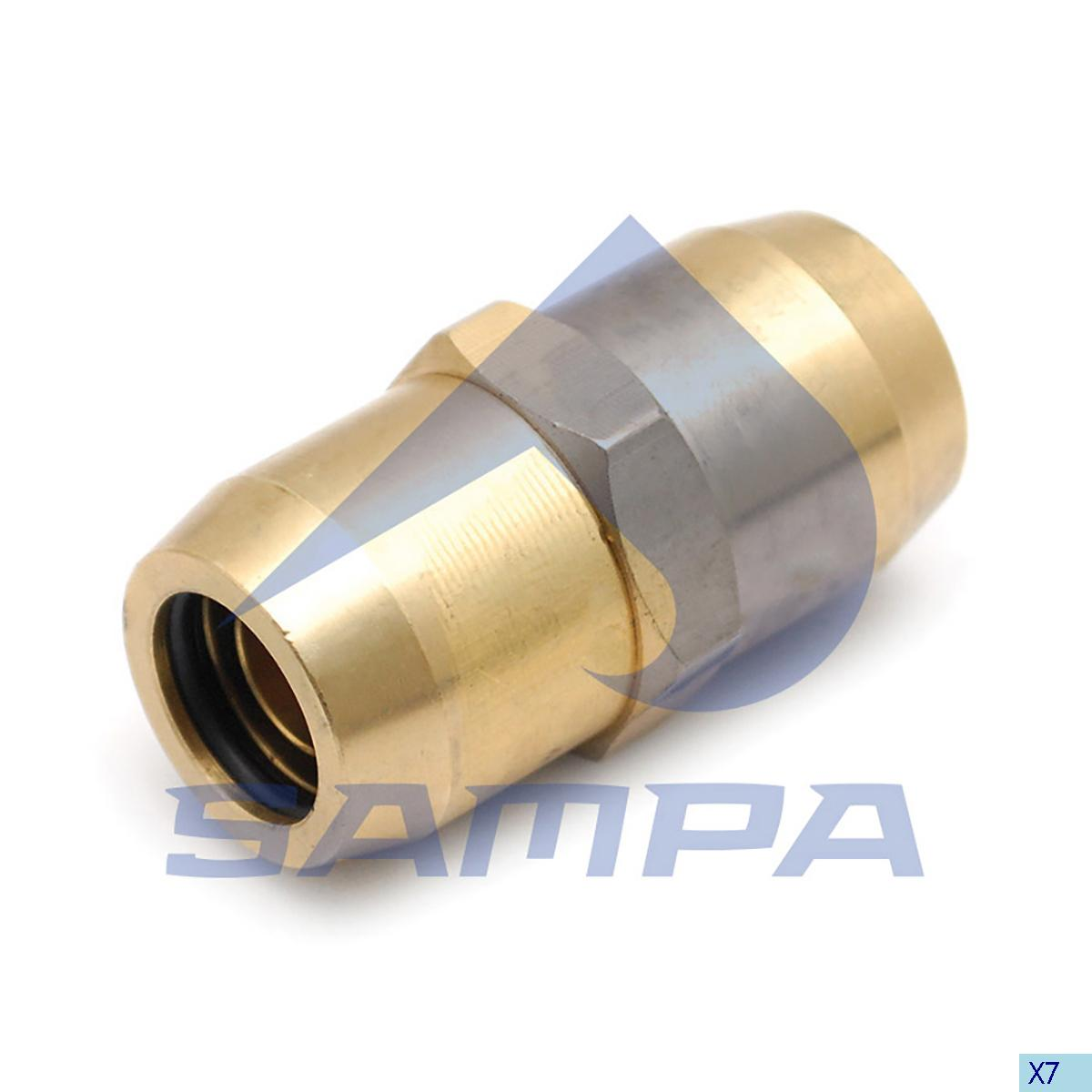 Pipe Coupling, Universal, Universal Parts