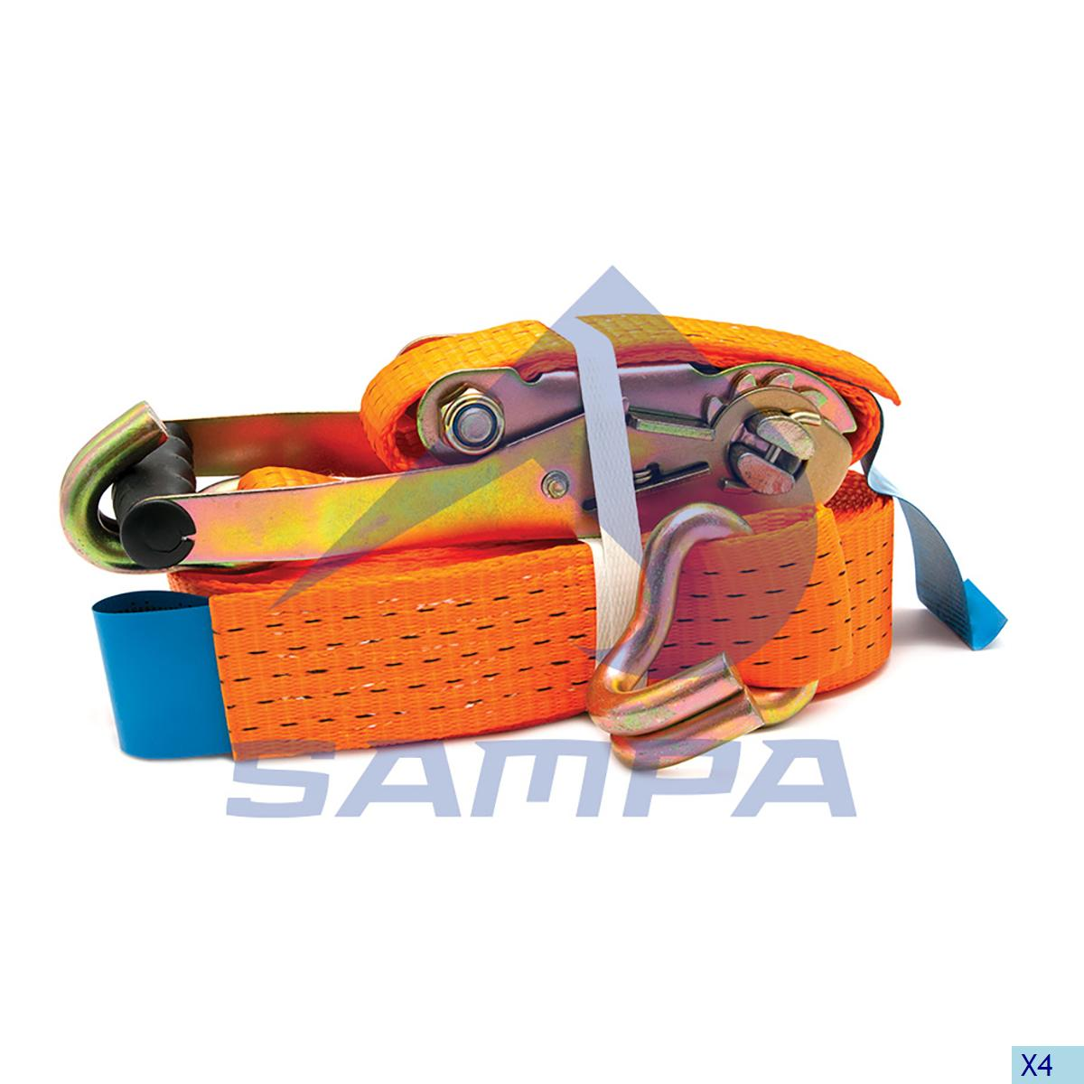 Lashing Strap, Trailer Equipments, Universal, Complementary Equipment