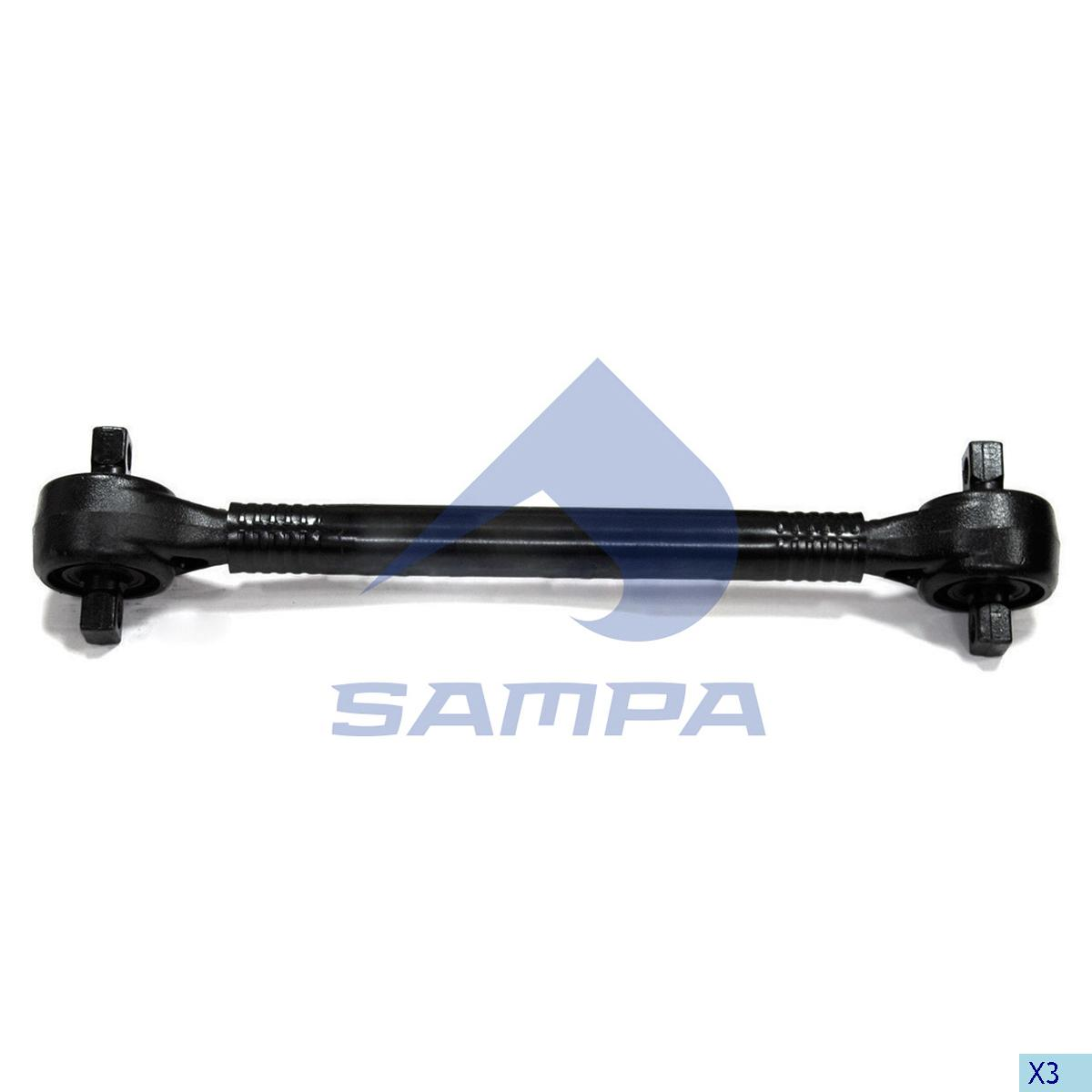 Torque Rod, Scania, Suspension
