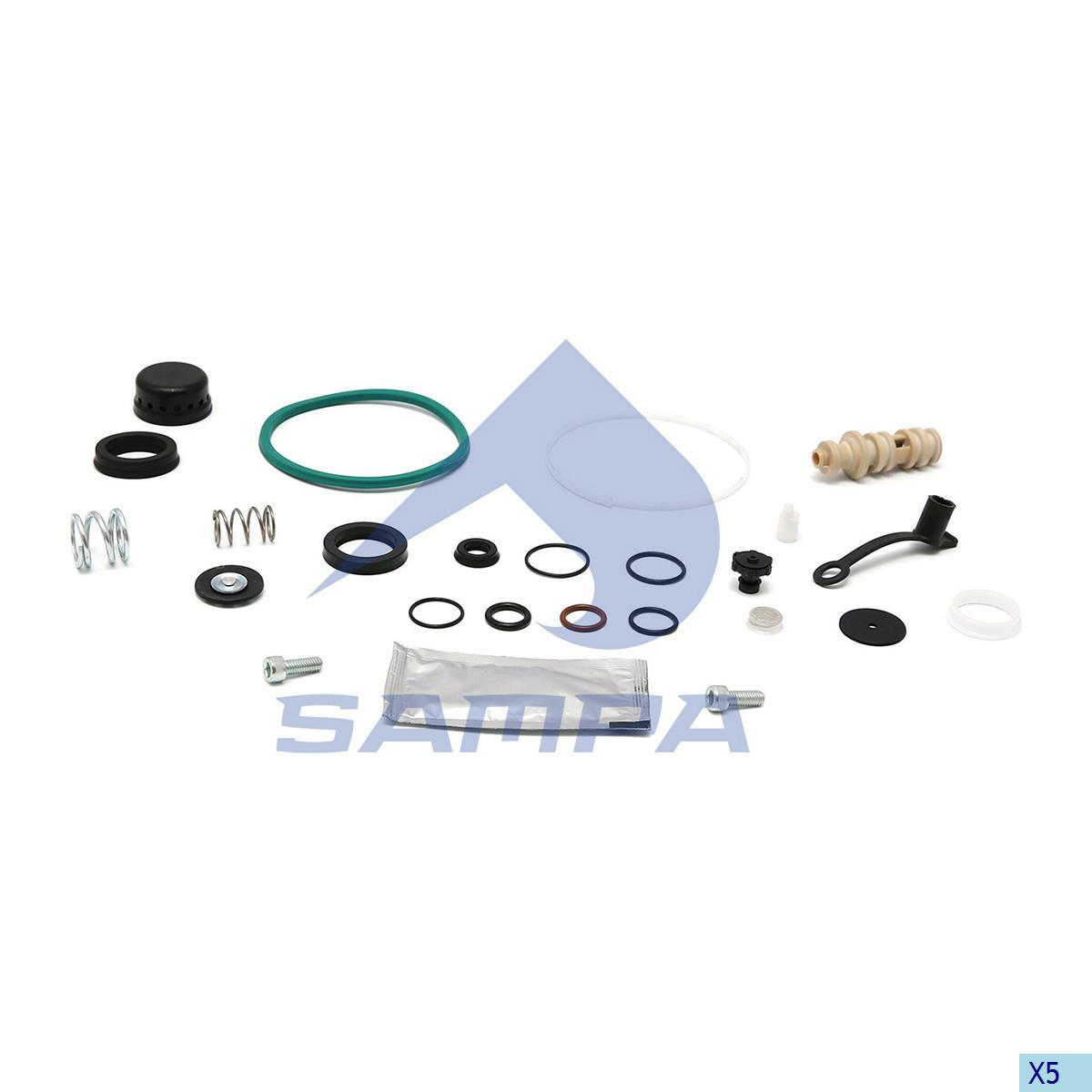 Repair Kit, Clutch Servo, Volvo, Clutch