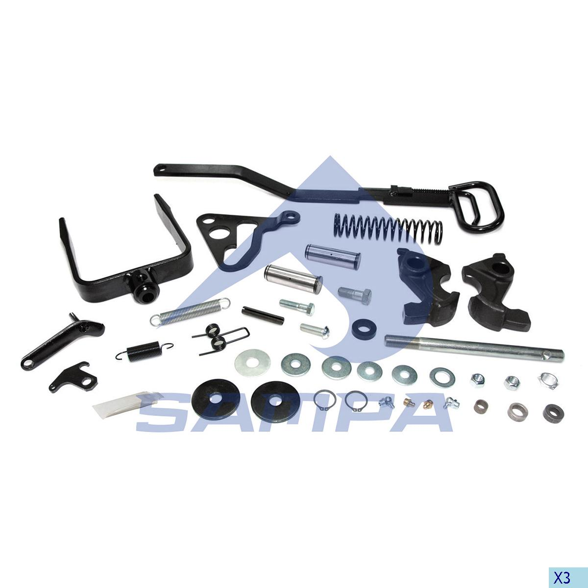 Repair Kit, Fifth Wheel, Holland, Complementary Equipment