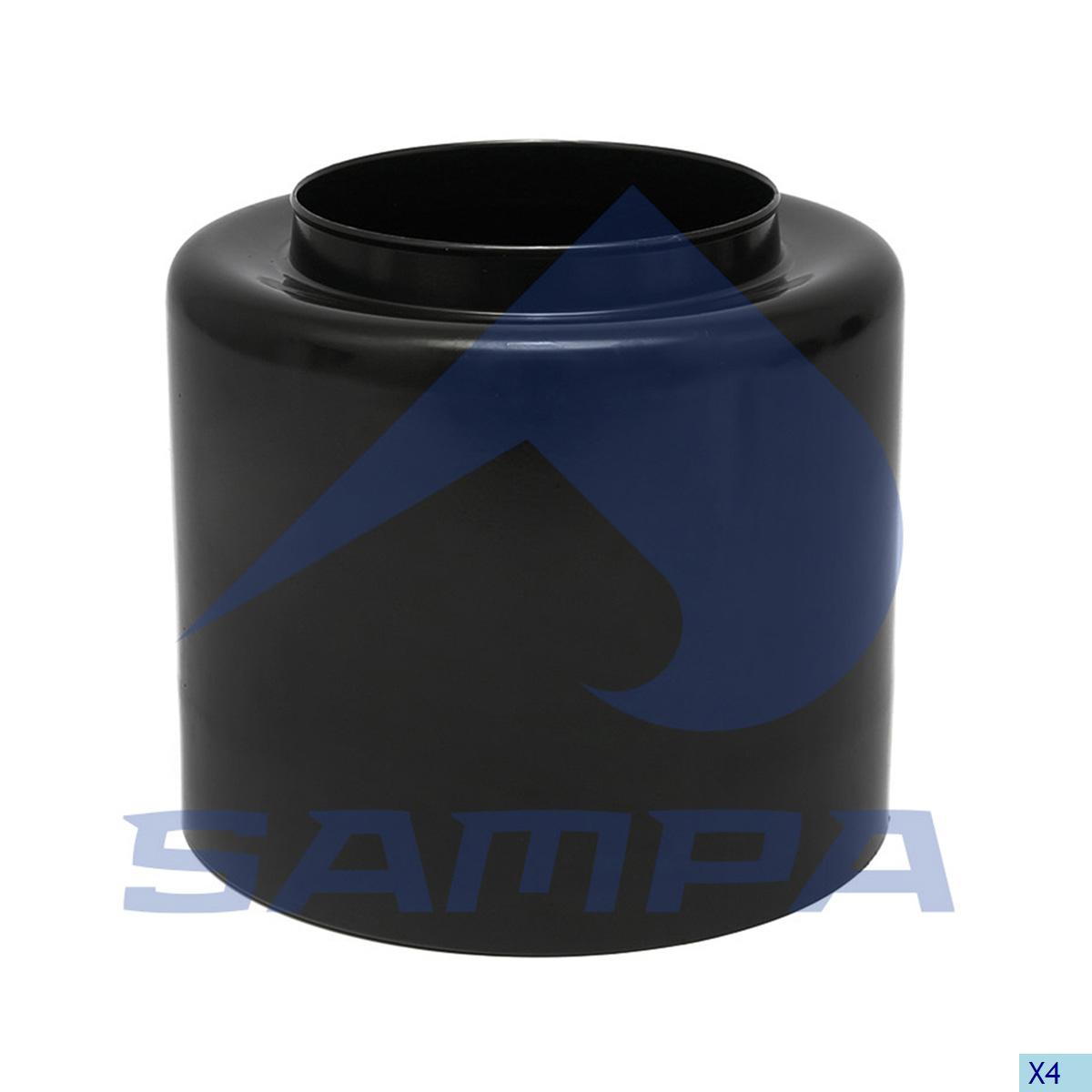 Piston, Air Spring, Mercedes, Suspension