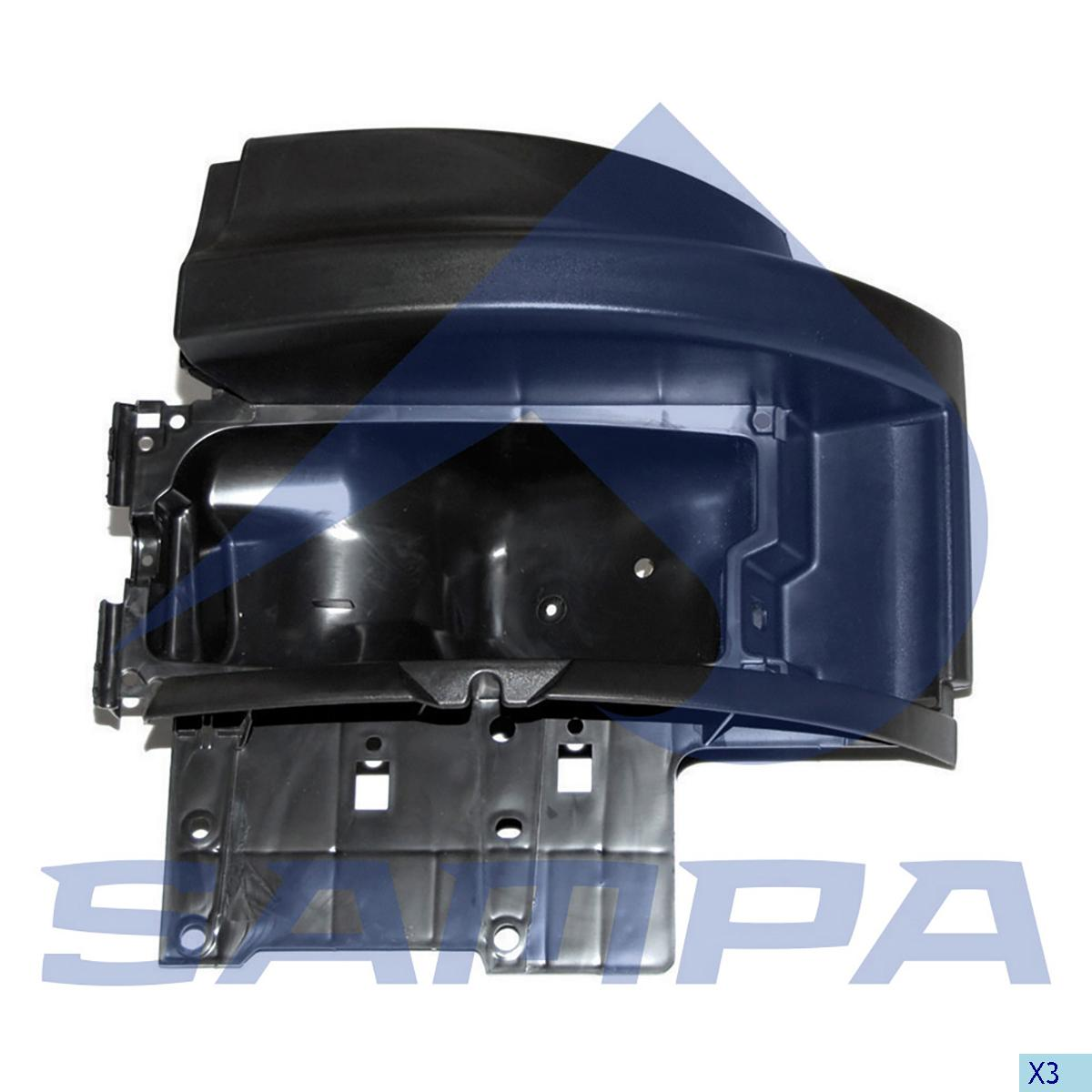 Housing, Head Lamp, Scania, Electric System