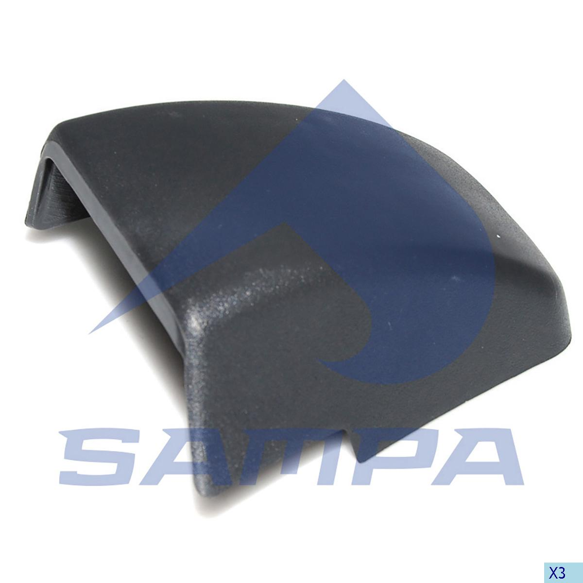 Cover, Side Panel, Scania, Cab