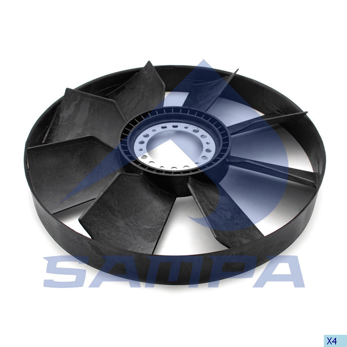 Blade, Fan, Mercedes, Engine