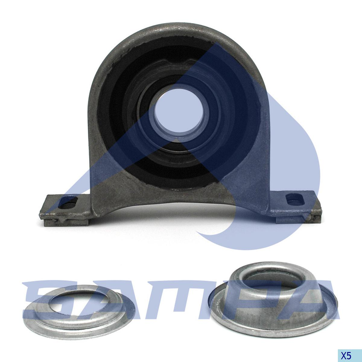 Propeller Shaft Bearing, Mercedes, Propeller Shaft