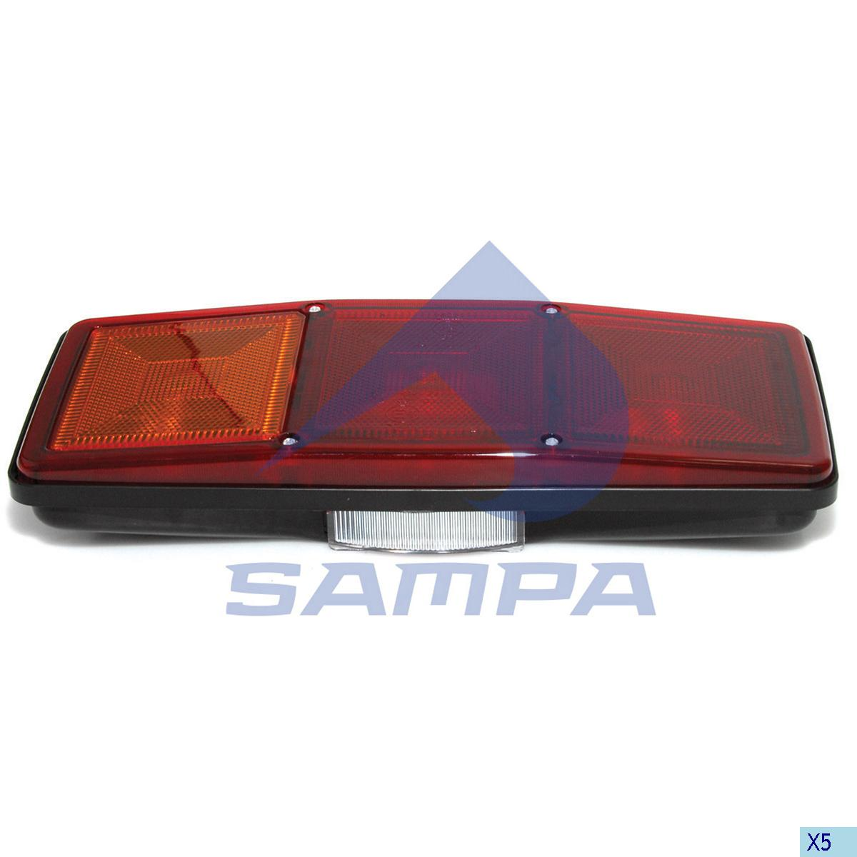 Stop Light, Daf, Electric System