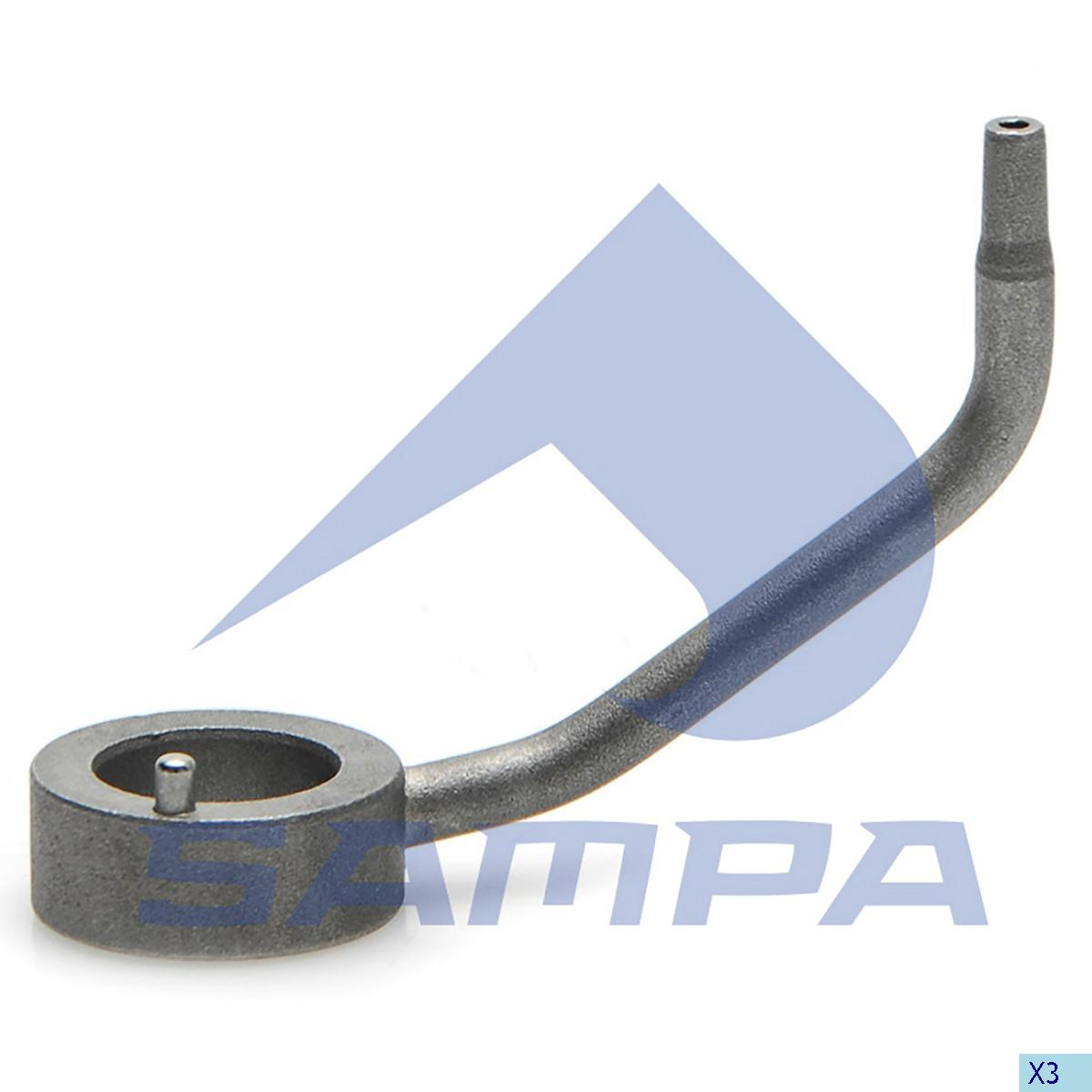 Mercedes Nozzle, Piston | Sampa com