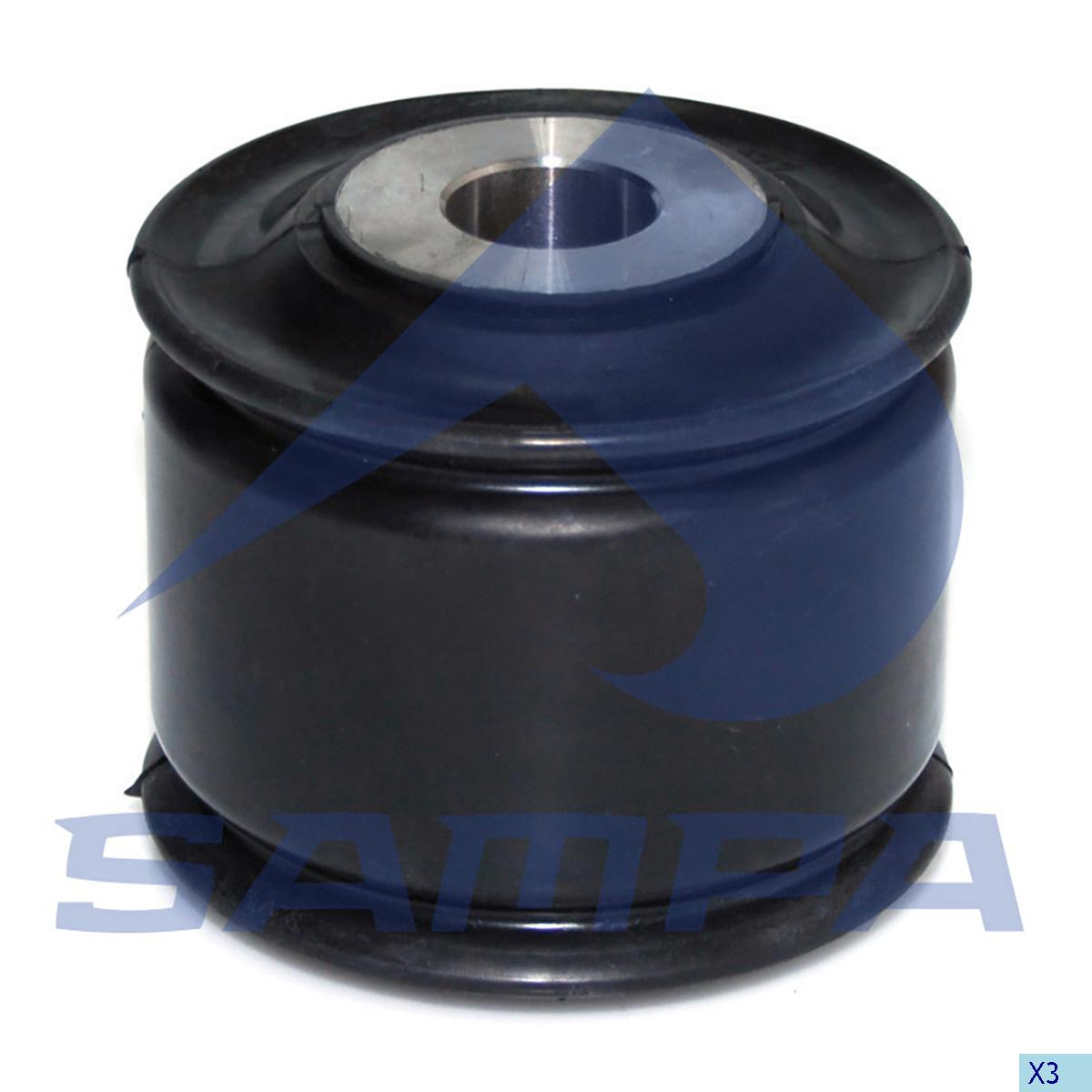 Rubber Bushing, Spring, York, Suspension