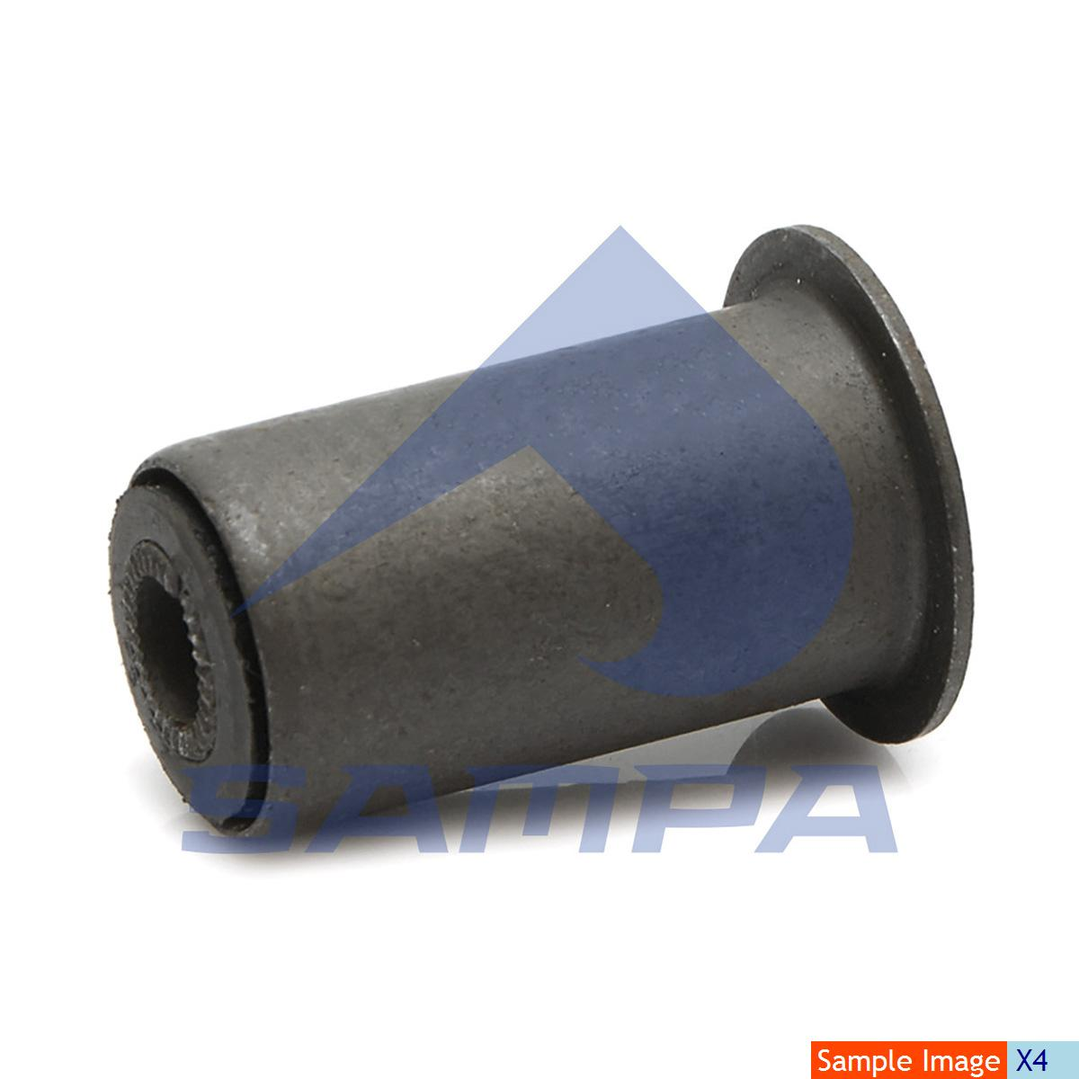 Rubber Bushing, Spring, GMC, Suspension