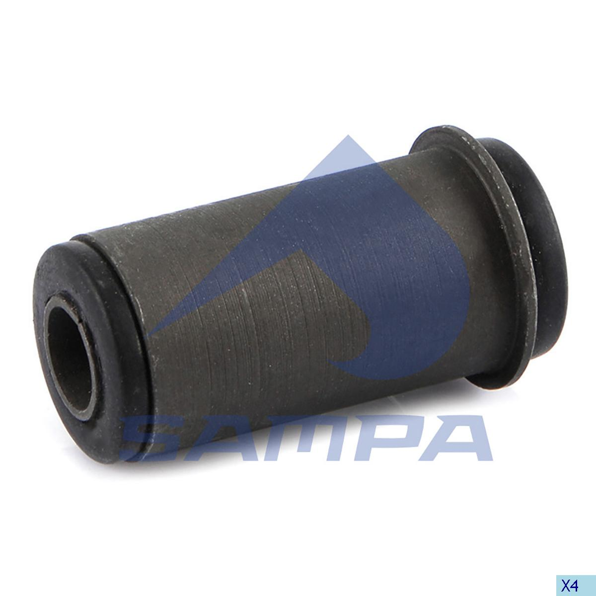 Rubber Bushing, Spring, Chevrolet, Suspension