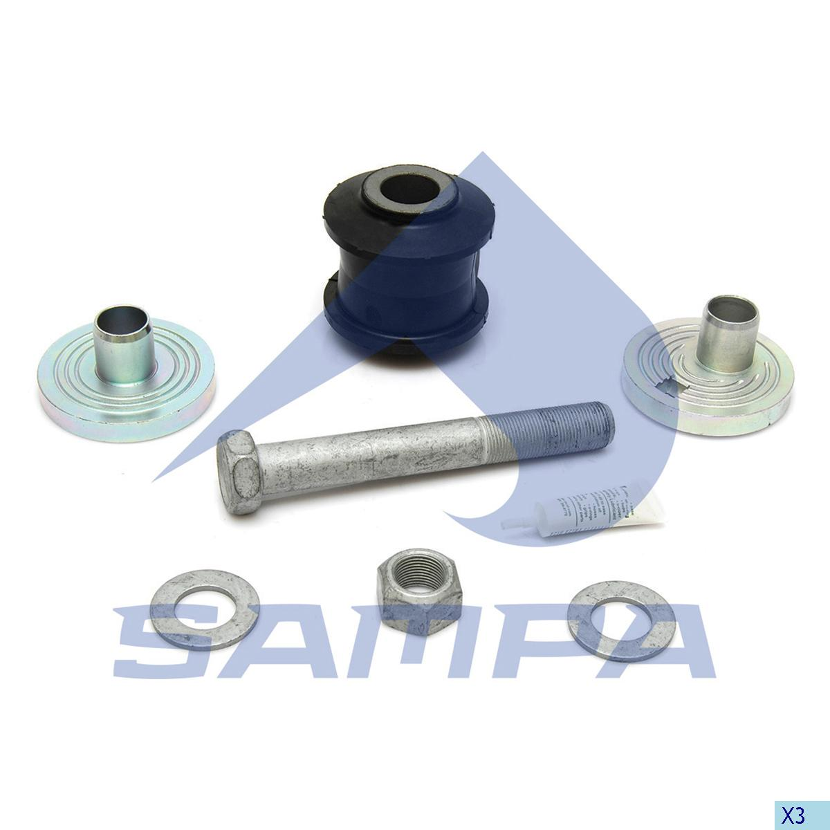 Repair Kit, Spring, Hendrickson, Suspension