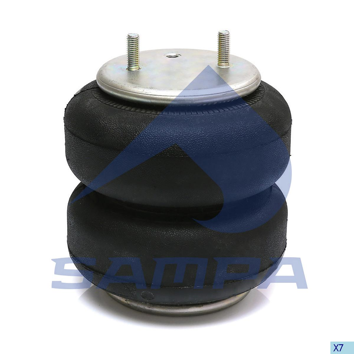 Air Spring, Ridewell, Suspension