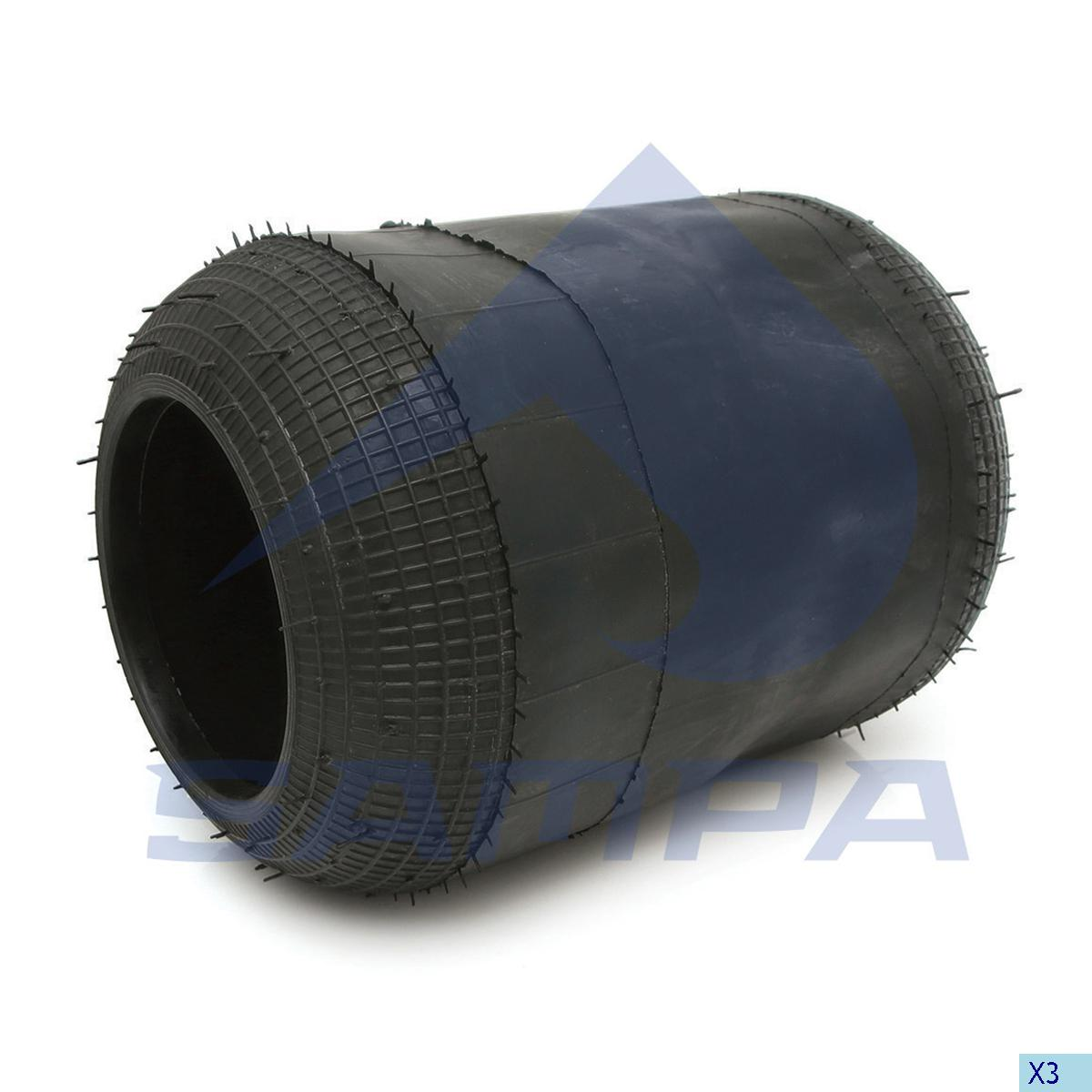 Air Spring, Iveco, Suspension
